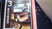 3 WESTERNS LAWMAN, THE KENTUCKIAN, THE UNFORGIVEN DVD